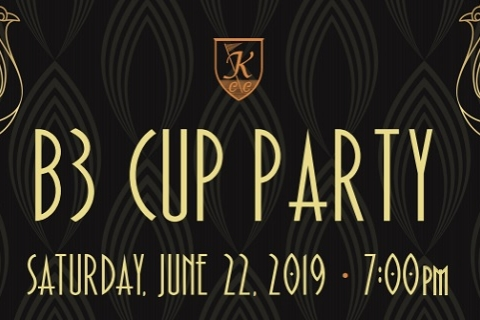 B3 Cup Party