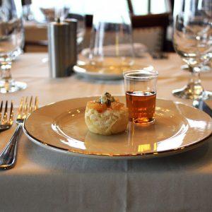 Dining at the Kalamazoo Country Club