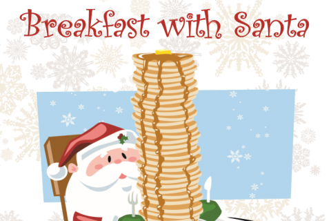 Breakfast with Santa & Decorate Your Own Gingerbread House