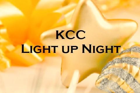 KCC Light Up Night