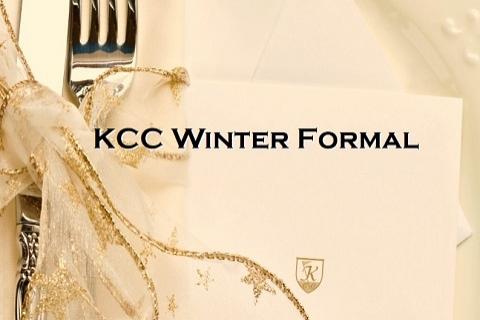 KCC Winter Formal 2018