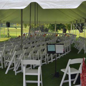 Kalamazoo Country Club Wedding Photo