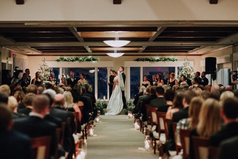 Hold a Picturesque Wedding this Winter at the Best Event Venue in Kalamazoo