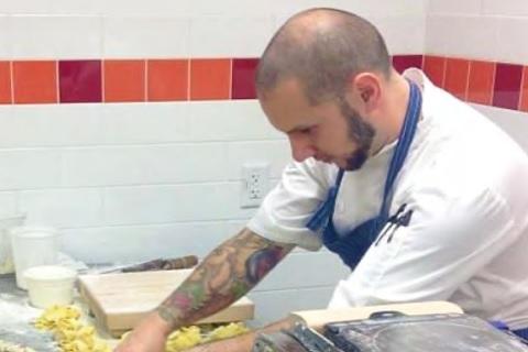 New Executive Chef: Michael Mangano