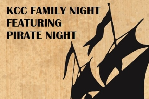 KCC Family Night Featuring: Pirate Night