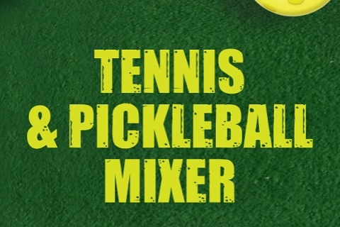 Tennis & Pickleball Mixer