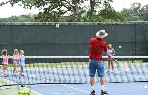 Youth Tennis Development Program