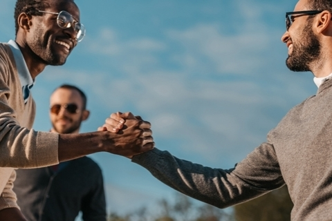 Build Trust with a New Team through Corporate Team Building