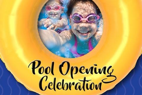 Memorial Day Weekend  Pool Opening