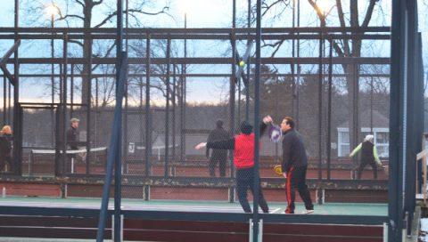 platform tennis