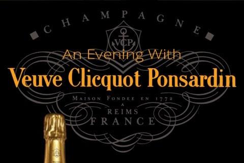An Evening With Veuve Clicquot Ponsardin
